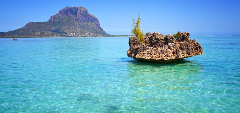 ilhas mauricias e destinos de férias
