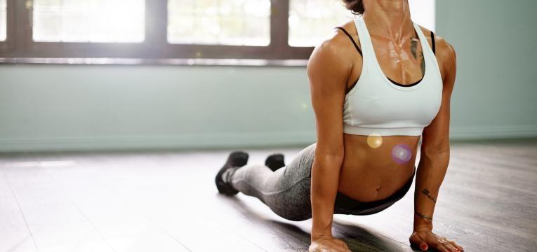 o que e hot yoga