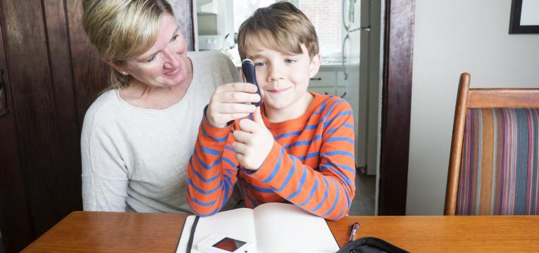 tratamento da diabetes na infancia
