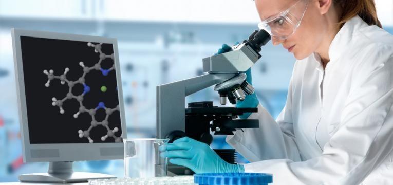 testes laboratoriais