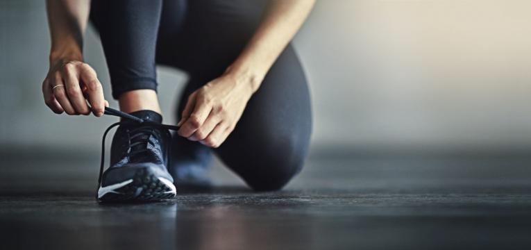correr mais rapido calcado adequado