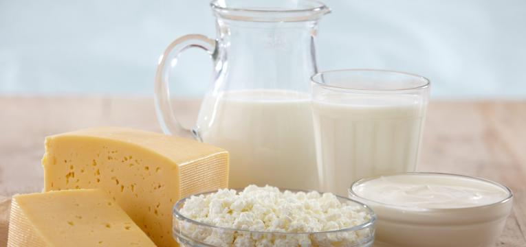 lacticinios como alimentos que não devem ser congelados