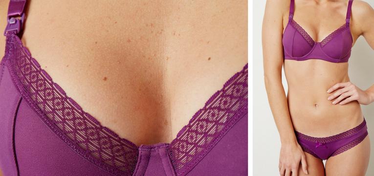lingerie mamas violeta