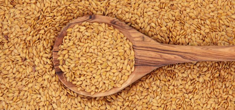 sementes de linhaca dourada