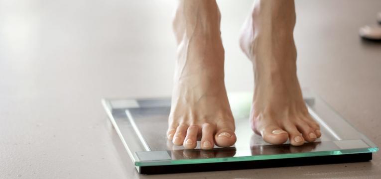 verificar uma perda de peso