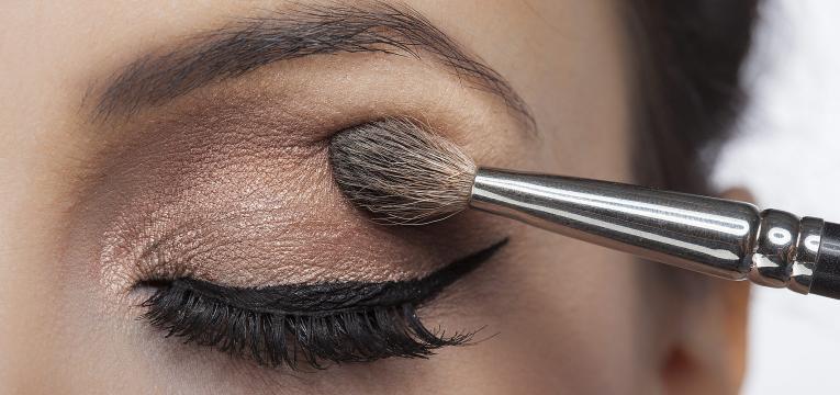 maquilhagem dos olhos e como disfarcar as rugas