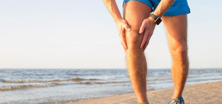 Lesoes nos ligamentos do joelho