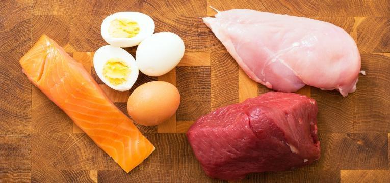 alimentos como fonte de proteina dieta paleo