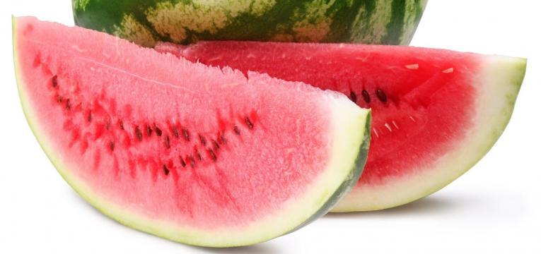 melancia como alimentos que não devem ser congelados