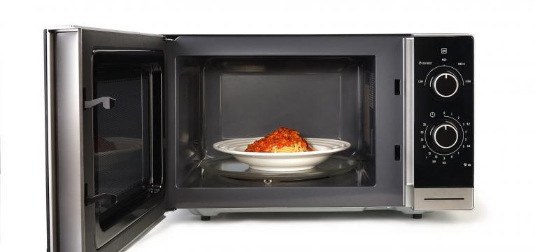 descongelar no microondas conservar alimentos congelados