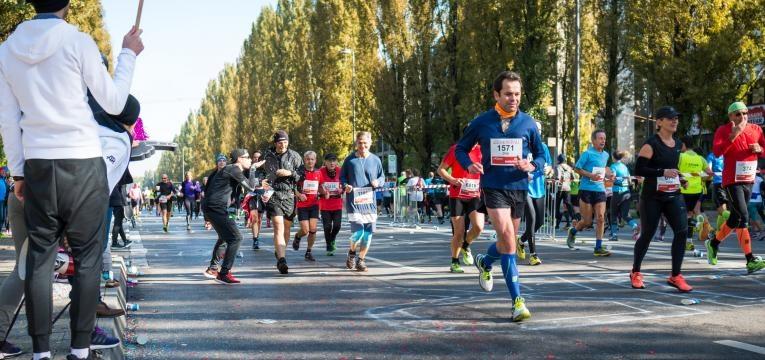 dicas para correr a meia maratona e dividir a corrida em etapas