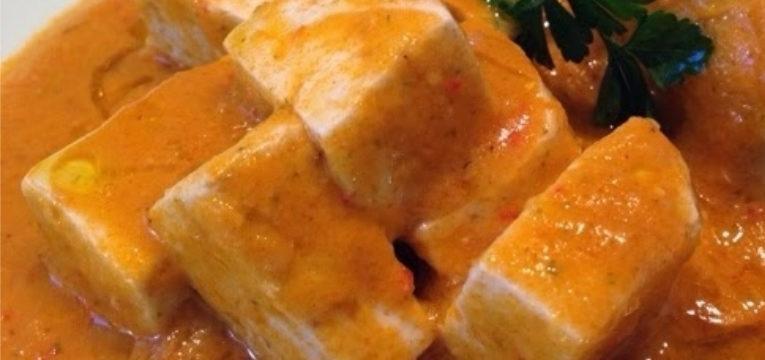 Moqueca de tofu