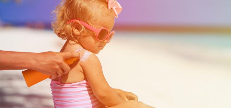 criancas e insolacao solar