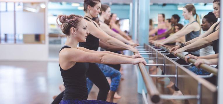 coxas e gluteos ballet body