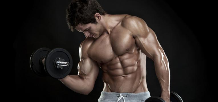 whey protein e aumento da massa muscular