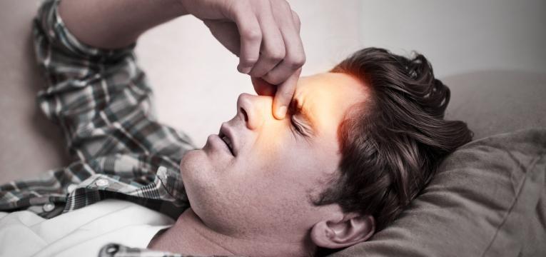 causas de nariz entupido
