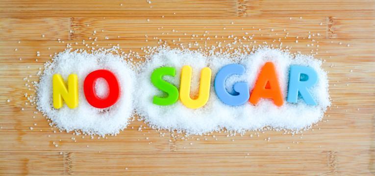 sem açúcar