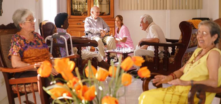 lar de idosos e prevencao do consumo de alcool em idosos