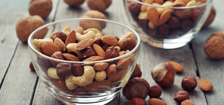 alimentos super saudaveis que vao faze lo aumentar de peso frutos secos oleoginosos