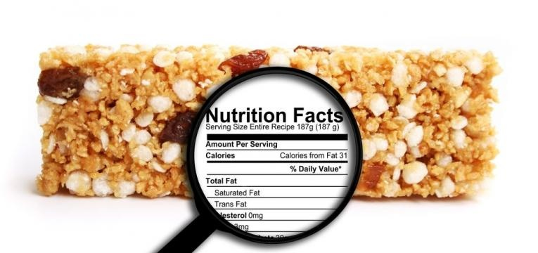 mitos sobre a perda de peso e leitura de rotulos