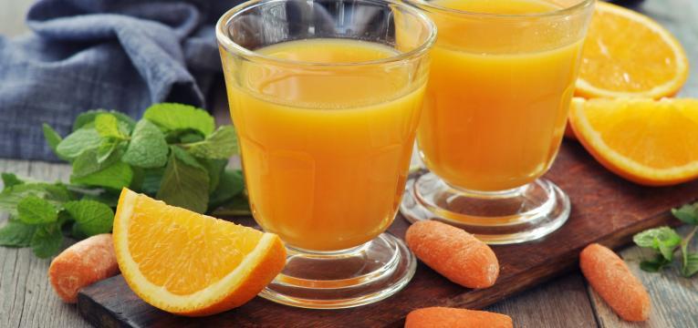 sumo laranja