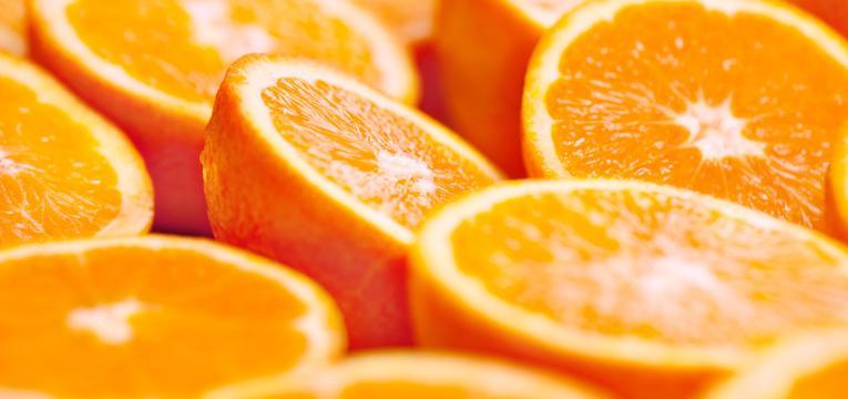 vitamina c e laranja