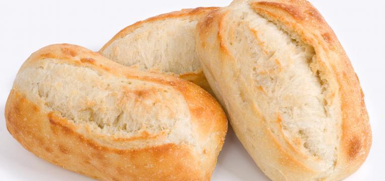 pão branco para rendimento desportivo