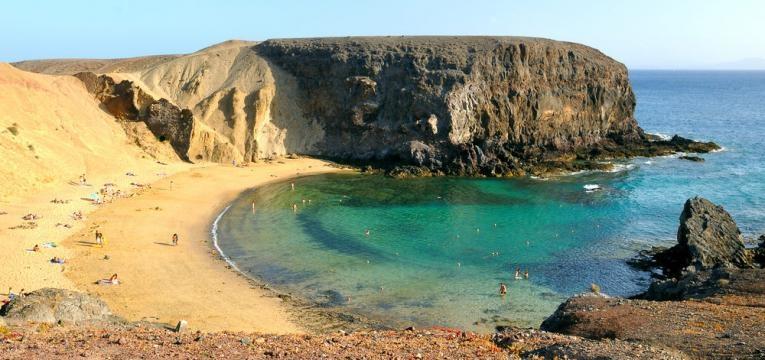 Destinos de ferias e Lanzarote