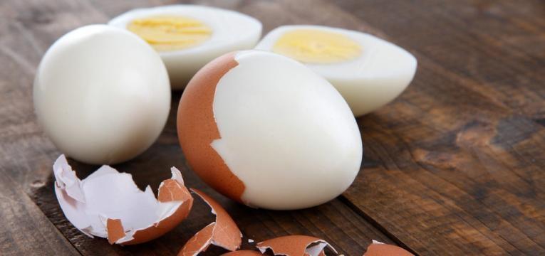 ovo descascado