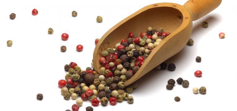 pimenta e metabolismo