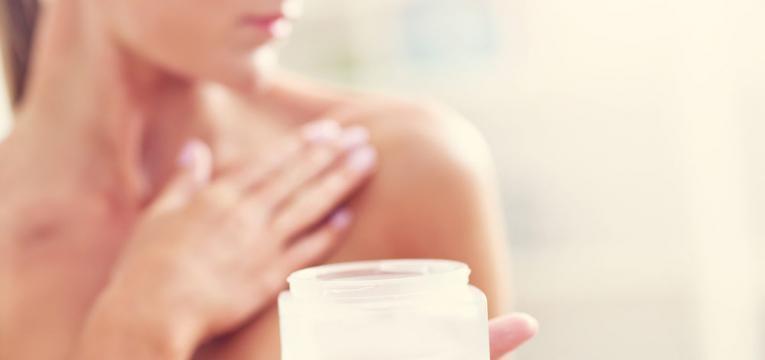 hidratacao profunda da pele