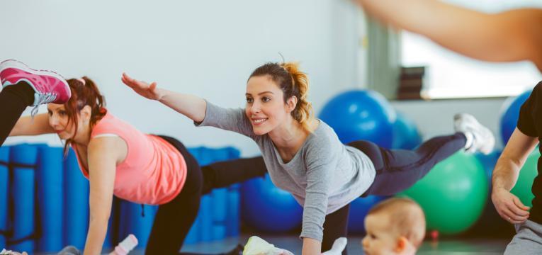 pilates e exercicios posturais