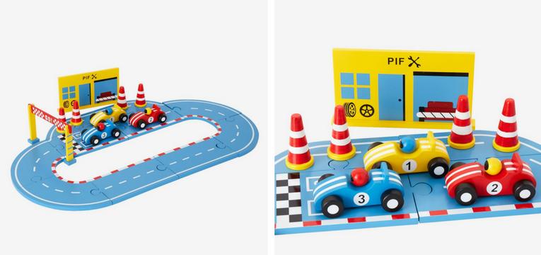 pista de carros