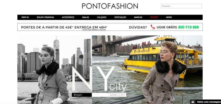 comprar roupa online e pontofashion