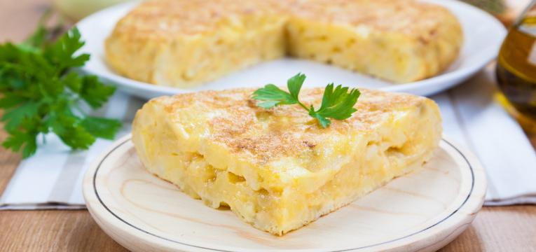 omelete de whey