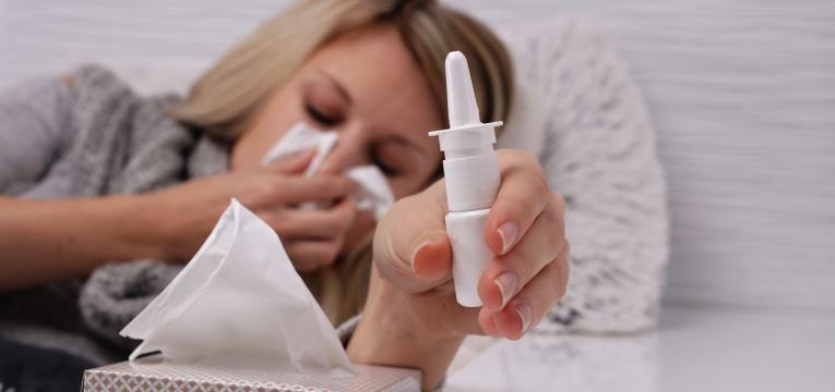 tratamento da rinite