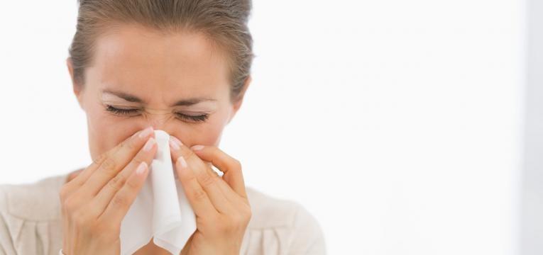 formas de de descongestionar o nariz