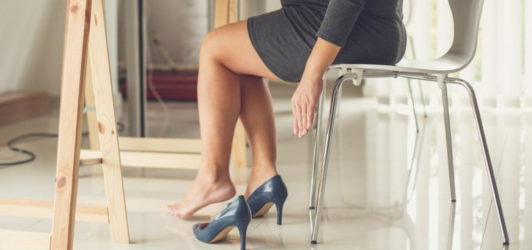 pernas com retencao de liquidos
