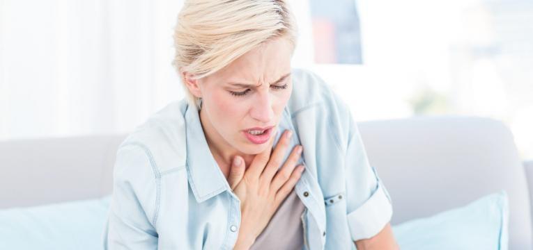 sintomas da asma