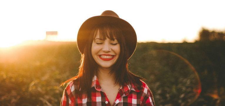 ser feliz em qualquer altura