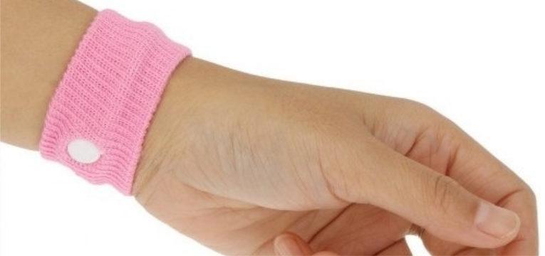 pulseira anti enjoo