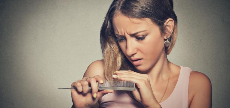 queda de cabelo e falta de ferro na gravidez