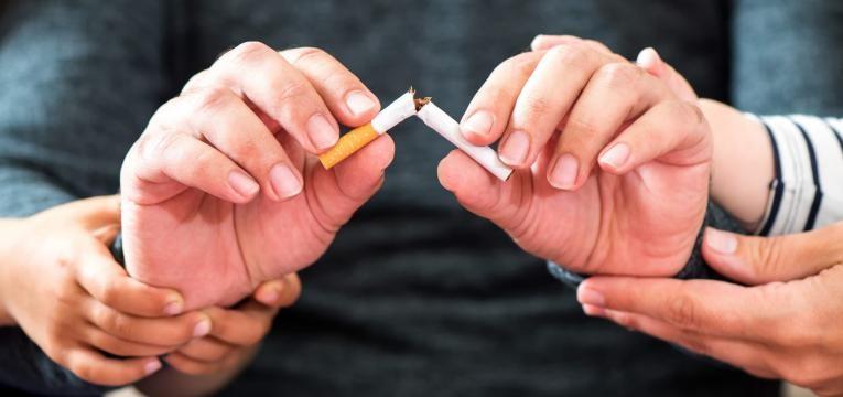 nao fumar