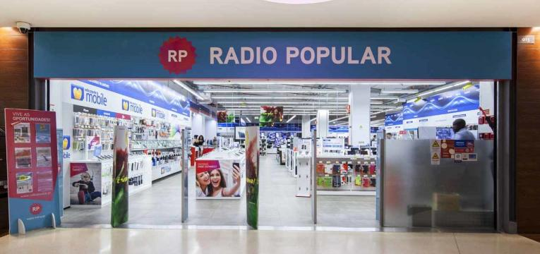 rádio popular e panela de cozedura lenta: preço e onde comprar