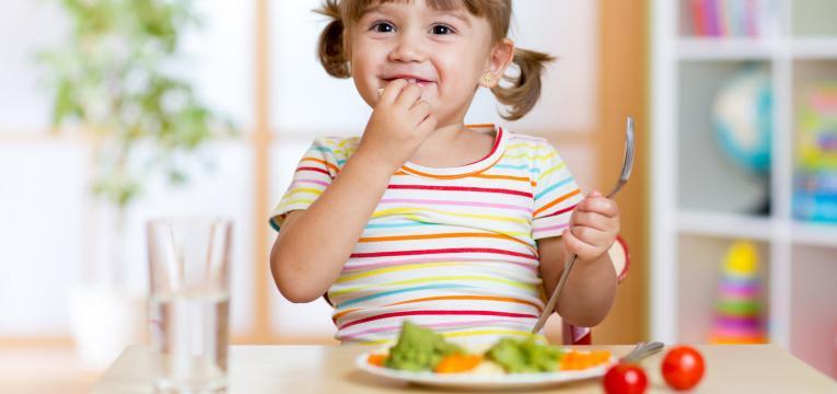recomendacoes nutricionais em idade pediatrica