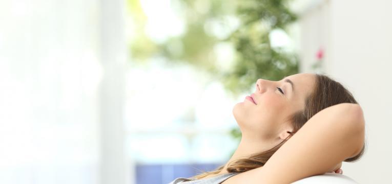 reduz o stress e a fadiga