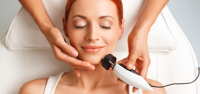 tecnicas anti-age para o rosto e radiofrequencia