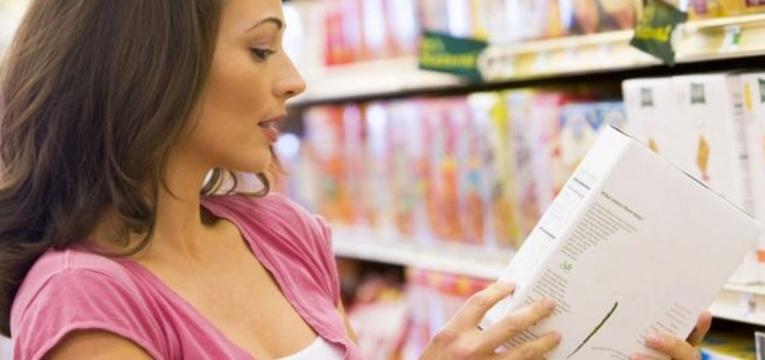ler rótulos e como voltar ao peso normal depois da gravidez