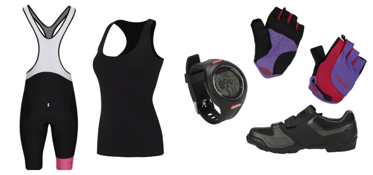 roupa mulher cycling sportzone