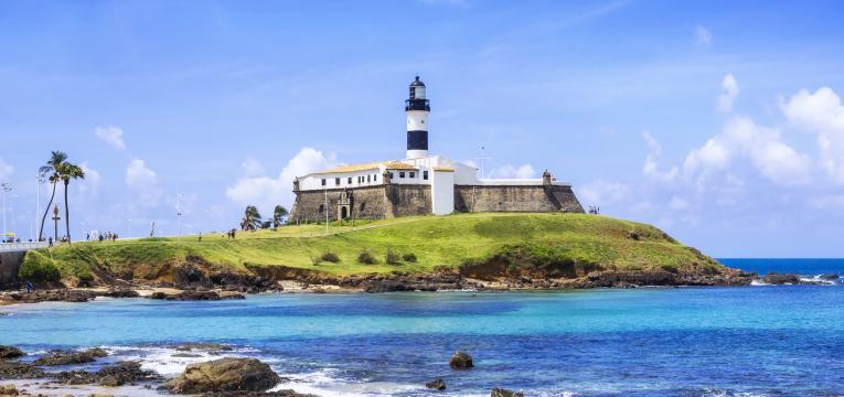 salvador da bahia e destinos de férias